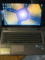 my Lenovo Ideapad Y570 i5 laptop open by ownerfate