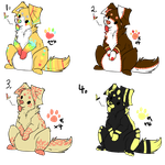 Adopt Sheet 4 ..::OPEN3/4::.. by love-the-adopts