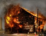 Burning the Barn Down by invisiblelife