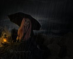 when the heart is broken by qlamourLady
