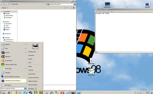 Windows 98 Theme Pack for Windows 7 Version 0.1 by TheDerpyEyes