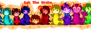 Ask The Grubs by calallini
