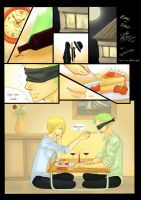 ZoSan - Love Meal - Part 1 by spider999now