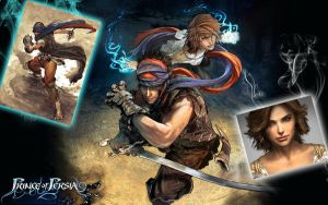 Prince of Persia 2008 Wallpape by frey84
