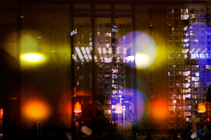 Cage Lights by adriengnotpiy