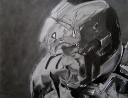 Iron man by Frontside92