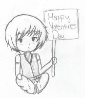 Valentine's with Finn by Finland-FIN-NORD