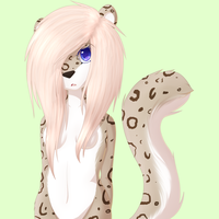 +Snow Leopard+ by Chloe-Pyon