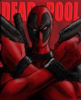 Deadpool by spiketherogue