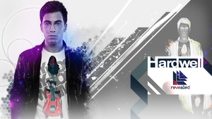 Hardwell Revealed by earthkingstyle