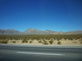 Leaving Nevada by oichii