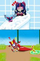 H2O Medabots04 by LadyBee-Moy