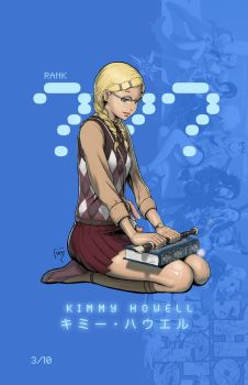 NMH Kimmy Howell by semsei