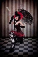 Gothic. Full Body. by Ryo-Says-Meow