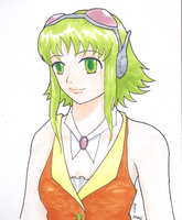 Copic Practice - Gumi by anna-mei