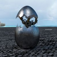 Ready ! - Free  openable egg prop by mCasual