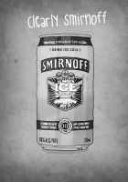 Drinks with Friends 20 - Smirnoff Double Black by resresres