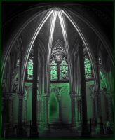Church of Envy by SpiderSong