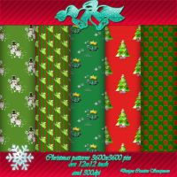 Christmas patterns preview by Creativescrapmom