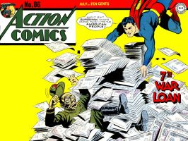 Action Comics 86 by Superman8193