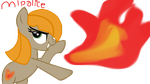 Flame Burst by MLPalice
