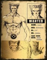 WANTED by SaviorsSon