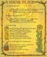 Book of Shadows 16 Page 1 by Sandgroan