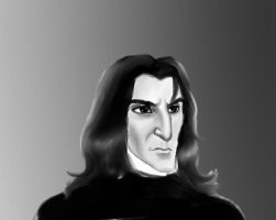 mr.Snape by Lucius007