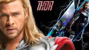 Thor Wallpaper by Nick004