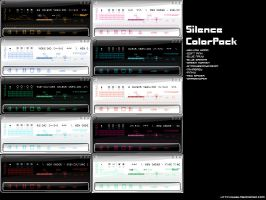 Silence V1.0 Color Pack by mercy