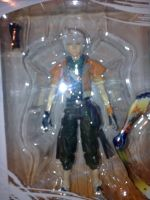My Hope Esthiem figure. by Cloud-Strife-FF-VII