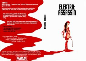 TLIID 252 - Bruce Timm animations - Elektra by Nick-Perks