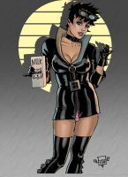 haute couture catwoman Q 2 by FTacito