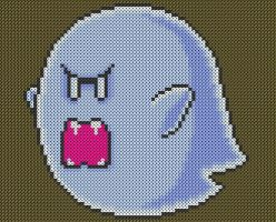 Boo Beads by drsparc