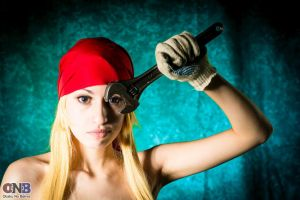 Winry Cosplay 6 by pink-hika