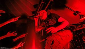 Meshuggah by SpinalMesh