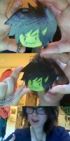 Marshall Lee Necklace by haruchan13