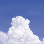Cloud close up painting challenge by Skeleion