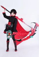 RWBY Ruby Rose Cosplay Costume by miccostumes