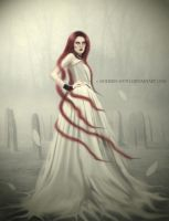 White widow by modern-myth