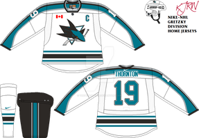 San Jose Sharks Home FINAL by thepegasus1935