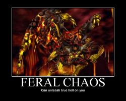 Feral Chaos by Lucario520