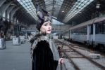Waiting for the train... II(Capucine Henry Serie) by ReaverSkill