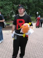 Team Rocket Grunt reporting for failure by EmplehsADeviant