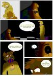 FNAF - Odd One Out Ch. 2 (Page 18) by Aggablaze