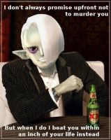 The Most Interesting Demon in the World by Psychogunfighter