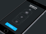 Remote Car Control by Ramotion