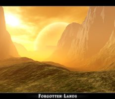 Forgotten Lands by Theakman2
