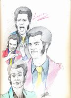 Jim Carrey as Lupin by aryundomiel