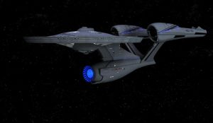 Star Trek XI Enterprise Update by Hatvok